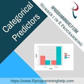 Categorical Predictors Assignment Help`