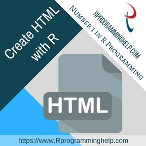 Create HTML with R Assignment Help