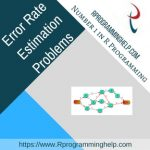Error Rate Estimation Problems