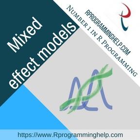 Mixed effect models assignment help