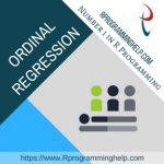 ORDINAL REGRESSION