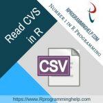 Read CSV in R