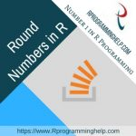 Round Numbers in R