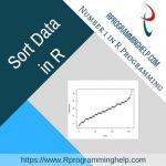Sort Data in R