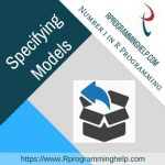 Specifying Models