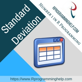 Standard Deviation Assignment Help