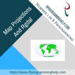 Map Projections And Rgdal