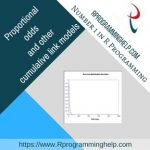 Proportional odds and other cumulative link models