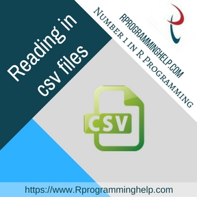 Reading in csv files Assignment help