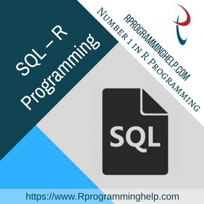 SQL – R Programming Assignment Help
