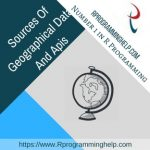 Sources Of Geographical Data And Apis