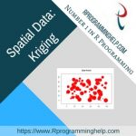 Spatial Data: Kriging