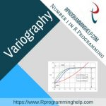 Variography