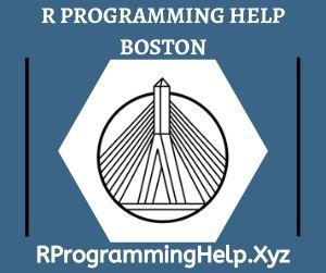 R Programming Assignment Help Boston