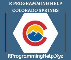R Programming Assignment Help Colorado Springs