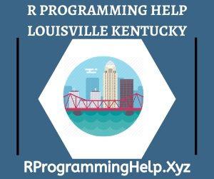 R Programming Assignment Help Louisville Kentucky