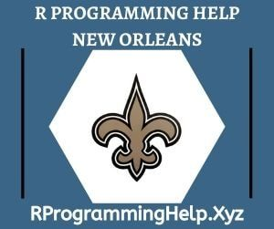 R Programming Assignment Help New Orleans