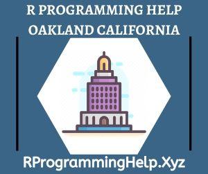 R Programming Assignment Help Oakland California