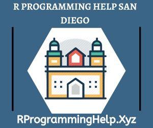 R Programming Assignment Help San Diego