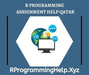 R Programming Assignment Help Qatar