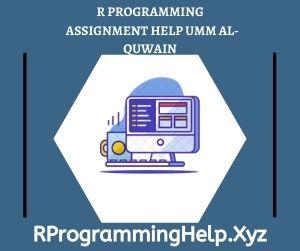 R Programming Assignment Help Umm Al-Quwain