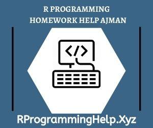 R Programming Homework Help Ajman
