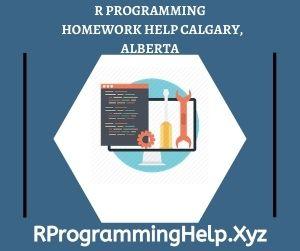 R Programming Homework Help Calgary Alberta