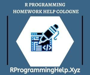 R Programming Homework Help Cologne