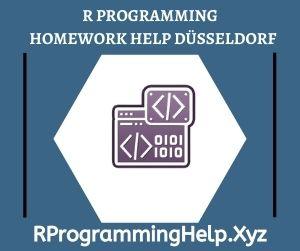 R Programming Assignment Help Düsseldorf