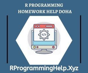 R Programming Homework Help Doha