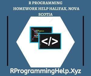 R Programming Homework Help Halifax Nova Scotia