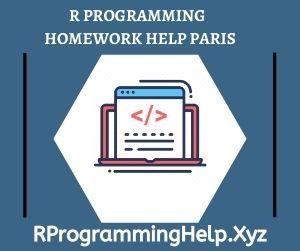 R Programming Homework Help Paris