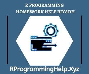 R Programming Homework Help Riyadh