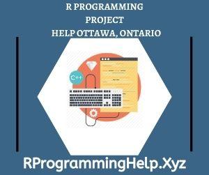 R Programming Project Help Ottawa Ontario