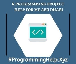 R Programming Project Help for Me Abu Dhabi